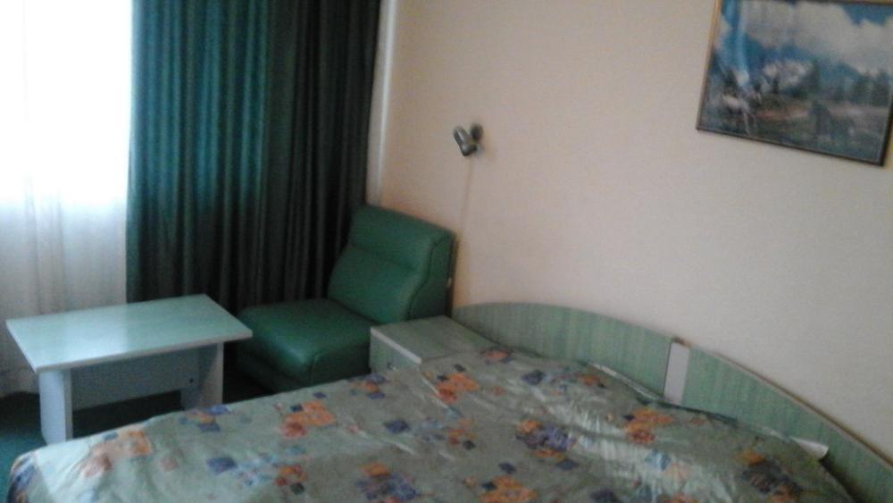 60's style furniture, hotel in Plovdiv Bulgaria