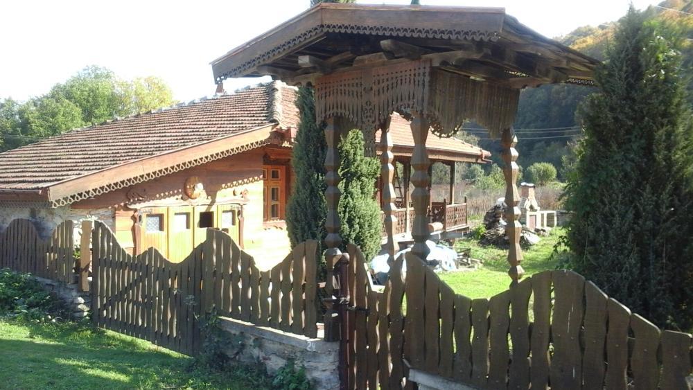 In the mountains near Kardzali, Bulgaria